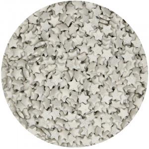 Strössel Stars Silver  - FunCakes