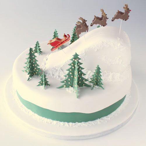 JEM - 3D Christmas Tree