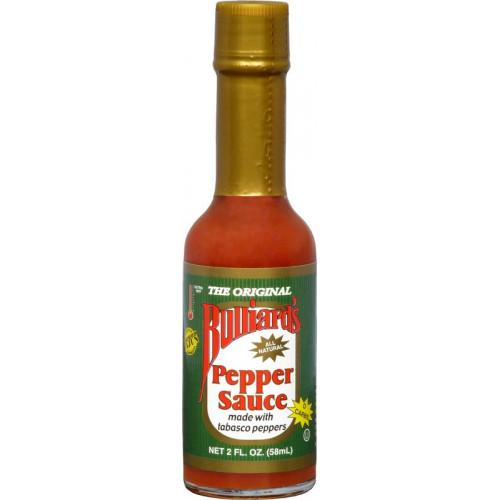 Chilisås med tabasco, pepper hot sauce