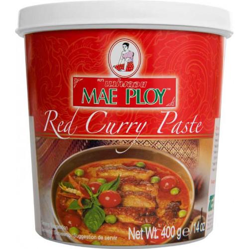 Röd Currypasta, 400 g