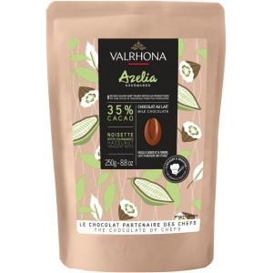 Valrhona Choklad Azelia 35% 250 gram