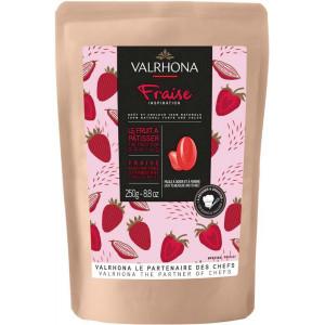Valrhona Inspiration Jordgubb 250 g