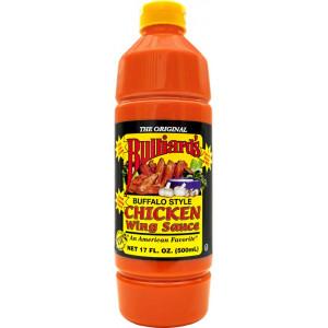 Bulliards Chicken wings sauce