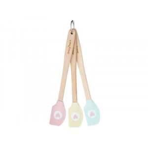 Kitchen Craft Slickepott mini, 3 st