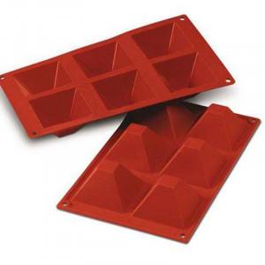 Pyramid silikonform - Silikomart.
