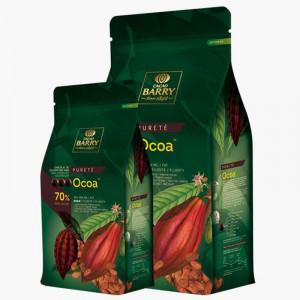 Cacao Barry - Ocoa 70% - Mörk choklad.