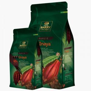 Cacao Barry - Inaya 65% - Mörk Choklad