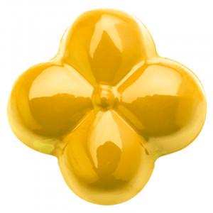 Gul Chokladfärg - Power Flower.