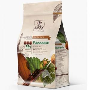 Cacao Barry - Papouasie 35% - Mjölkchoklad.
