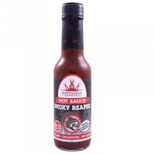 Smoky Reaper chilisås - Poppamies.