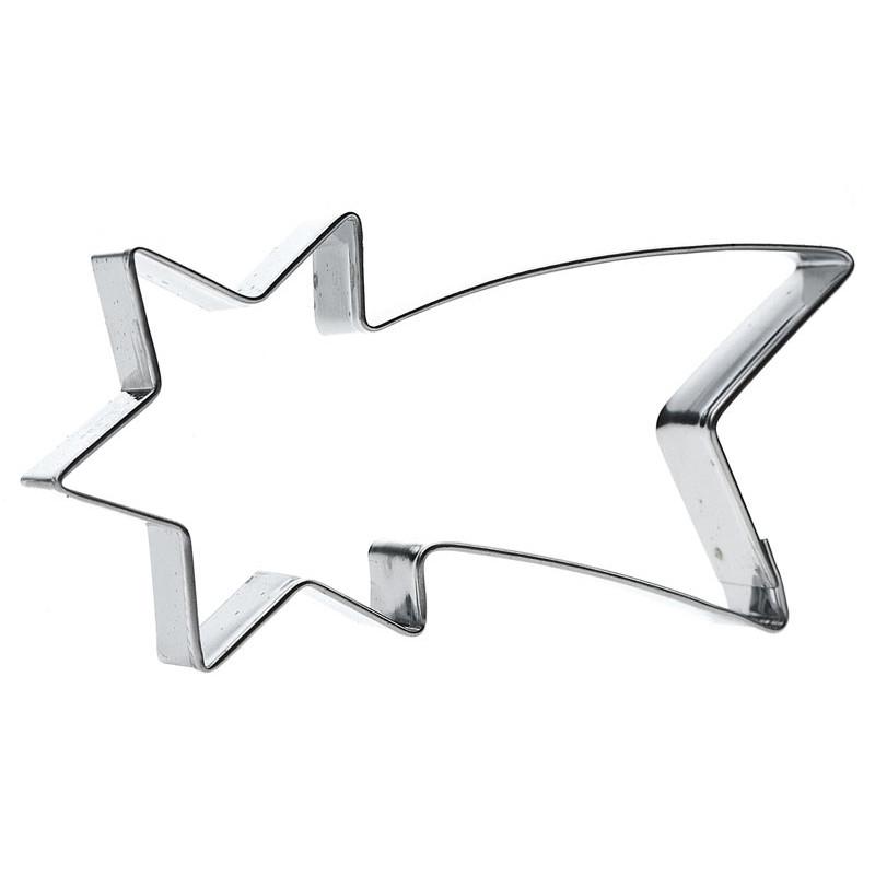 pepparkaksform-komet-11-cm