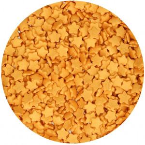 FunCakes Strössel Stjärnor, guld