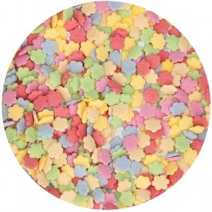FunCakes Strössel Blommor, confetti