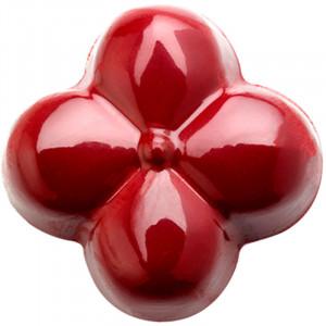 Röd Chokladfärg från Power Flower  - 5 gram.