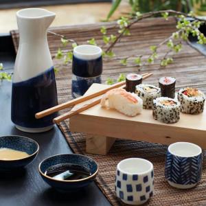 Serveringsbräda till Sushi