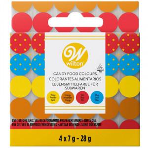 Wilton Chokladfärger, Candy Colors