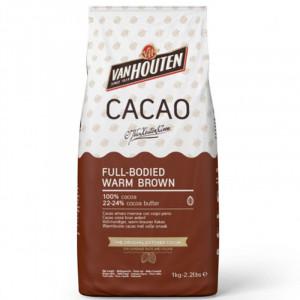 Kakaopulver Full Bodied1 kg - Van Houten.