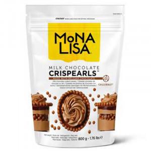 Crispearls - Mjölk Choklad.