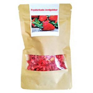 Frystorkade Jordgubbar - Lyckas med mat