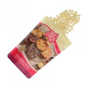 Chokladknappar vit choklad - Chocolate Chunks