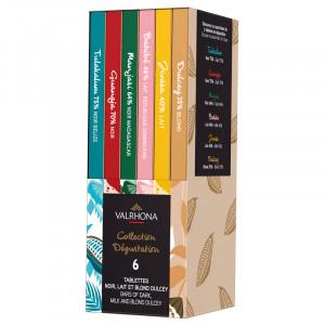Tasting Collection kakaosmaker - 6 x 70 g.