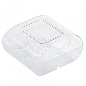 Macaron box, Transparent- 6 stycken - Silikomart.