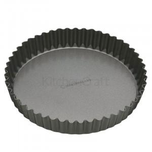 MasterClass Non-Stick pajform med löstagbar botten, 25 cm.
