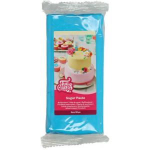 FunCakes Sockerpasta, blå, 1 kg