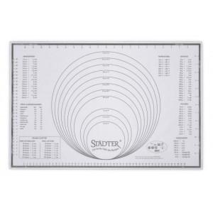Kavelmatta - Bakduk  60 x 40 cm - Städter