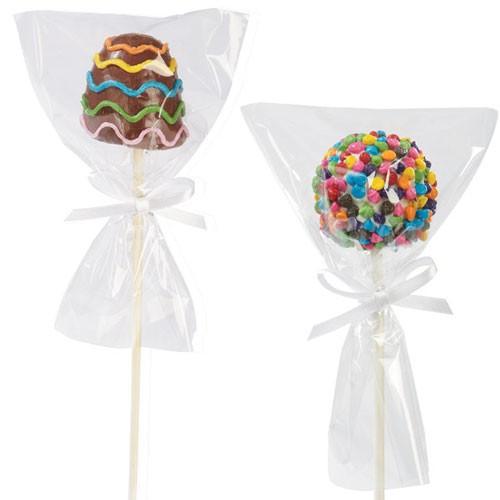 Cake pops presentpåsar - Wilton