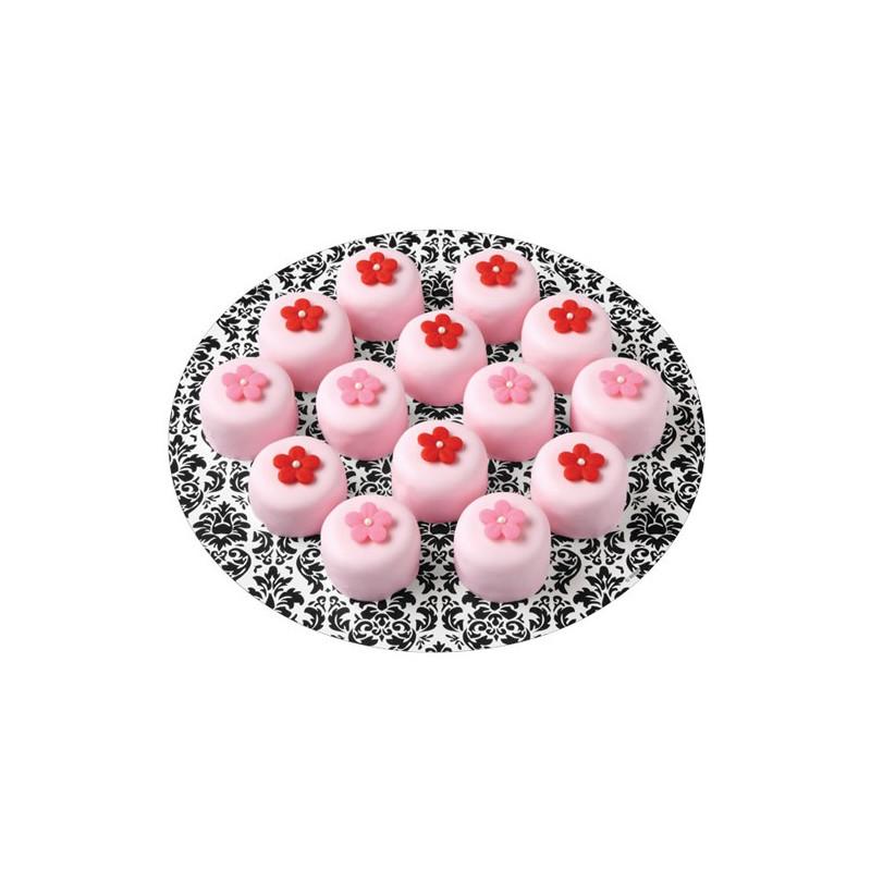 Tårtpapper Damask 30,4 cm - Wilton