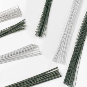 Gum Paste Wire, metalltråd 0,45 mm, grön - Culpitt