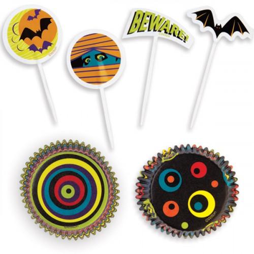 Cupcake Combo Pack Halloween - Wilton