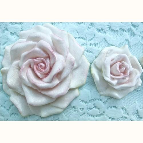Karen Davies Silikonform, Large Rose Mould