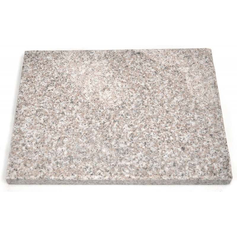 Baksten, bakhäll i granit