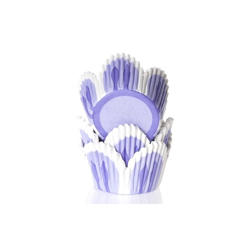 House of Marie Minimuffinsform, Mini tulip violet
