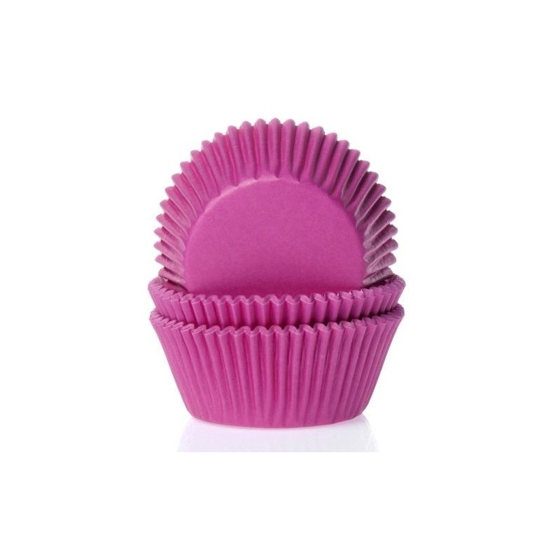 House of Marie Muffinsform, hot pink