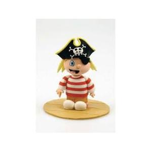 Culpitt Tårtdekoration Pirat