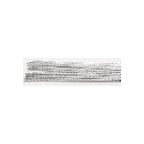 Culpitt Gum paste wire, metalltråd, silver
