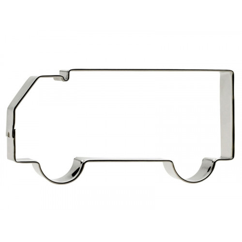 pepparkaksform-lastbil-11-cm