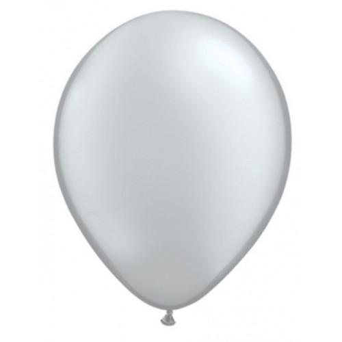 Qualatex Ballonger, Silver