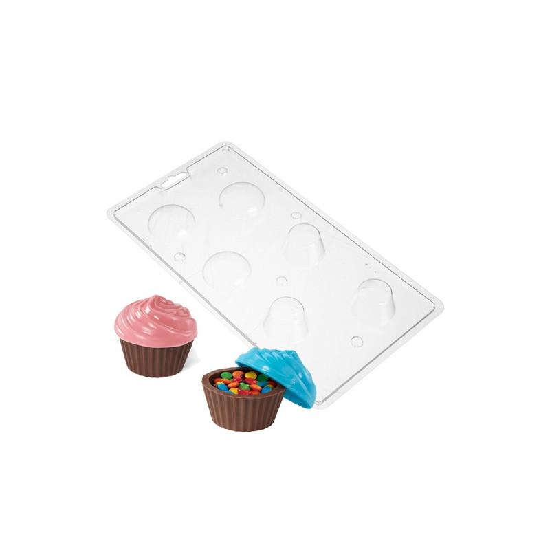 Wilton Cupcakes Candy Mold