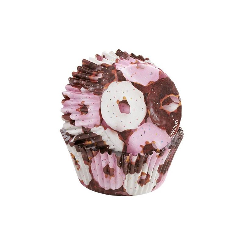Wilton Muffinsform Color Cups, Donuts