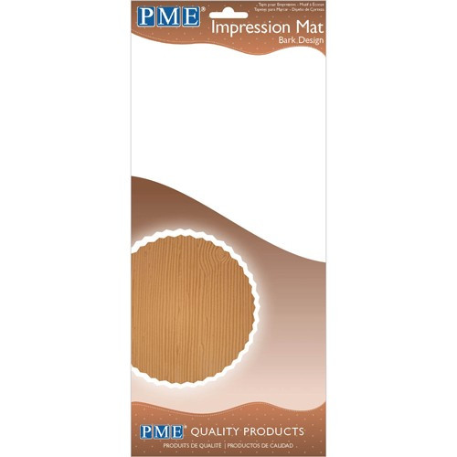 PME Impression Mat, Bark