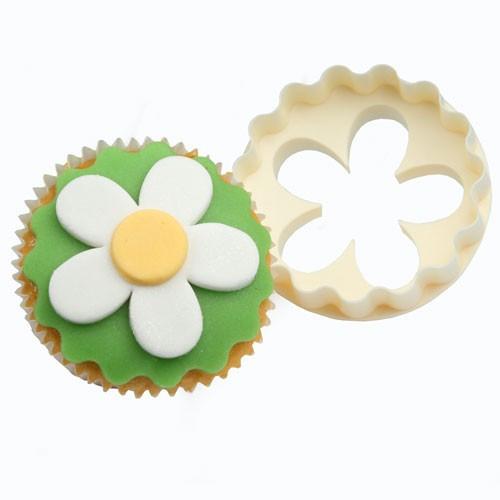 FMM Utstickare, dubbelsidig, cupcake lock