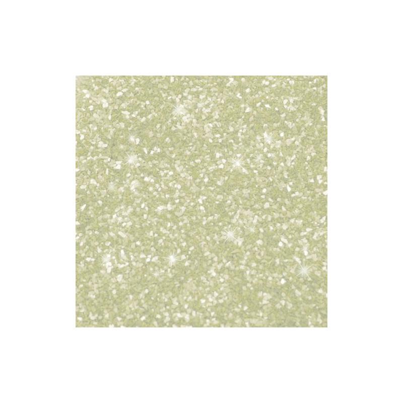 Rainbow Dust Ätbart glitter, ivory