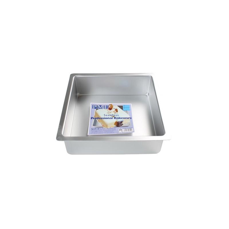 PME Bakform kvadratisk, 17,8 cm