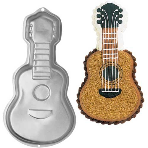 Wilton Bakform, Guitar Pan