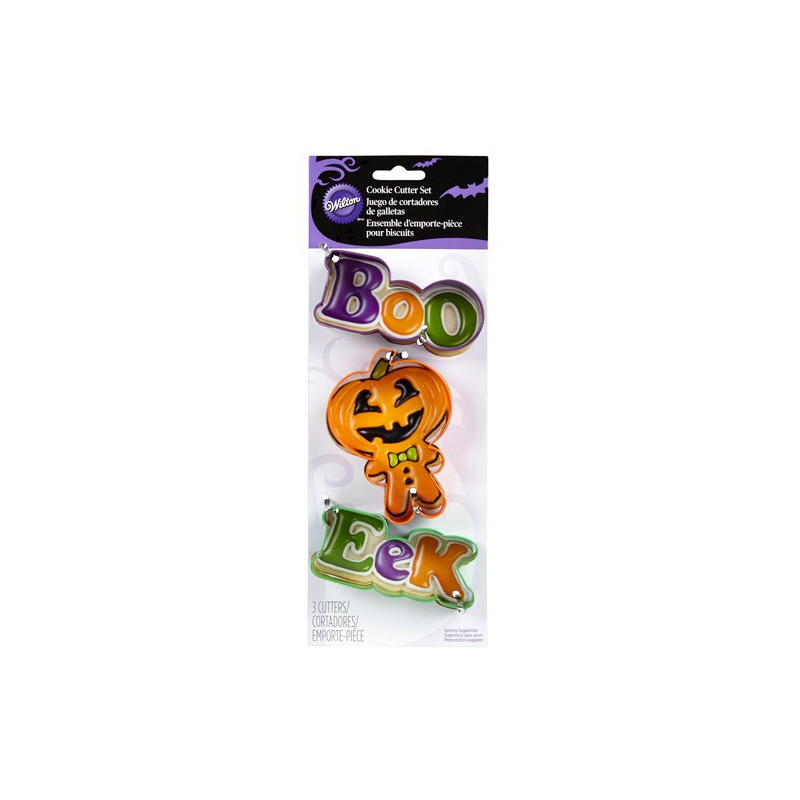 Wilton Utstickare Trick or Treat