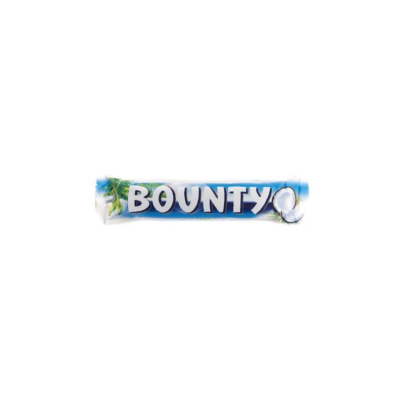 Choklad Bounty, kokos